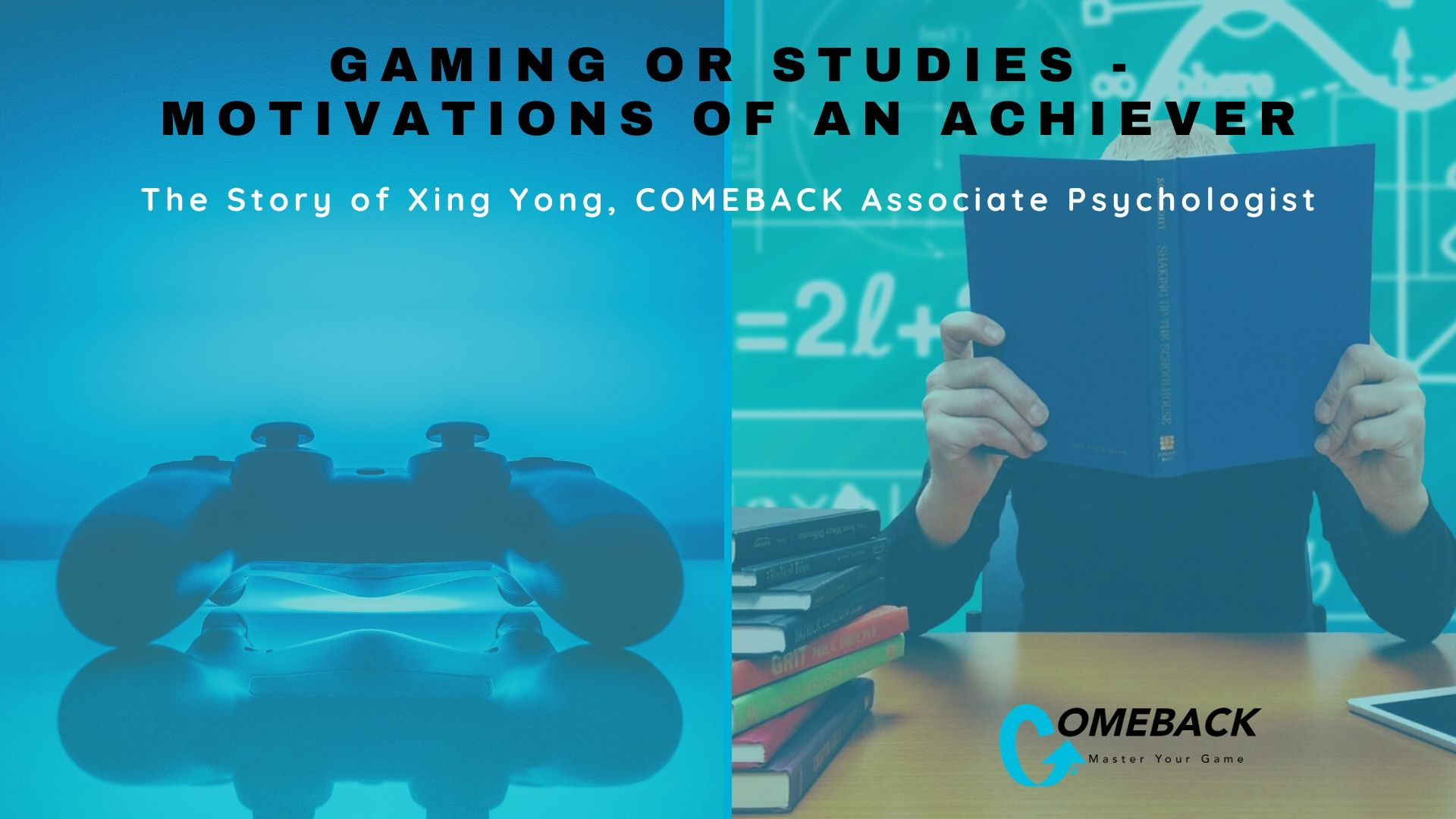 Gaming OR Studies - Motivations of an Achiever