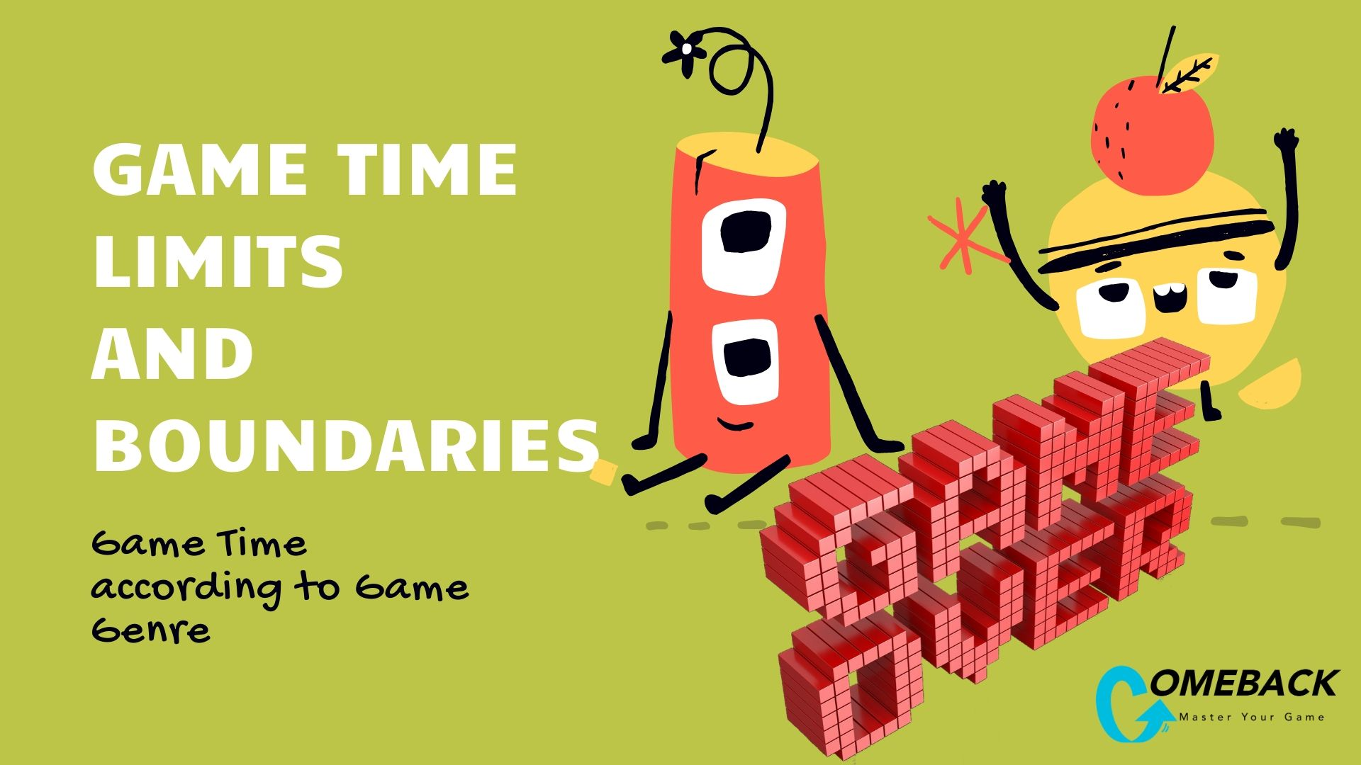 Game Time Limits and Boundaries